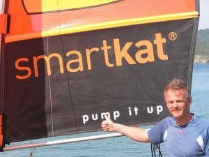 Smartkat - Katamaran segeln am Bodensee