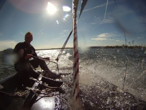 Smartkat - Katamaran segeln am Zürichsee